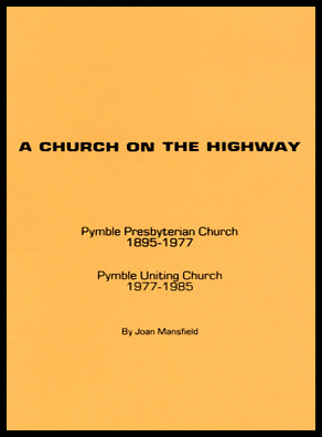 Book cover for A Church on the Highway