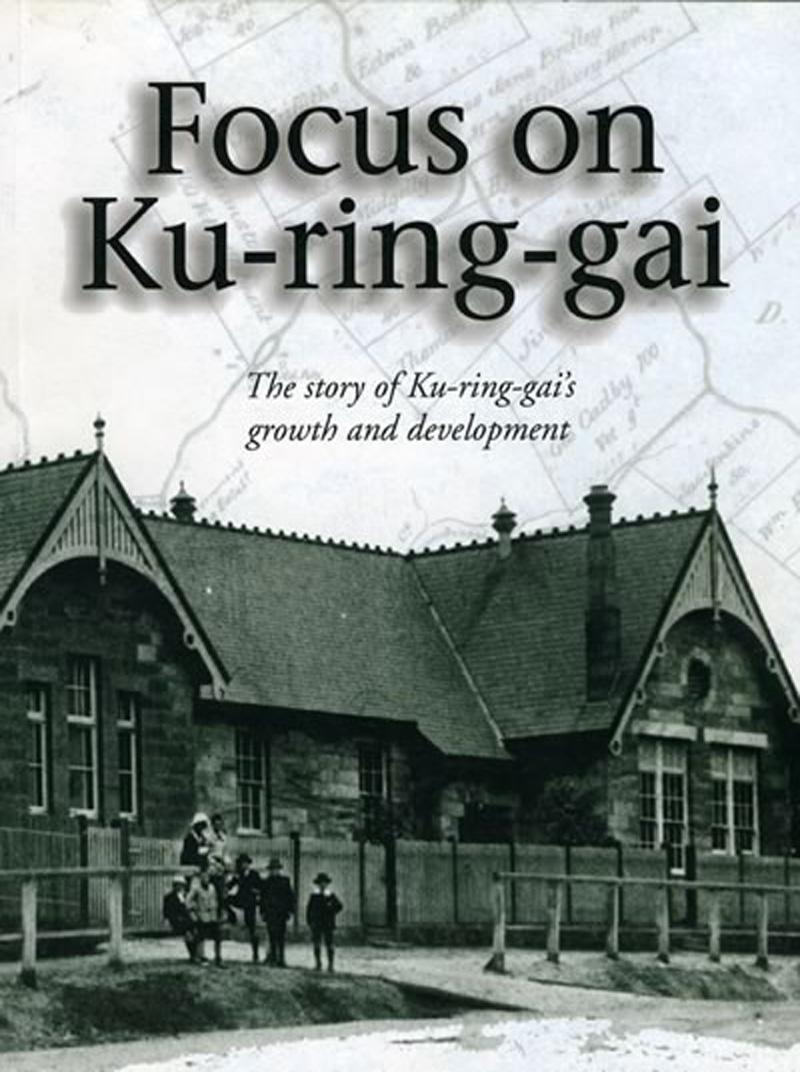 Cover shot of Focus on Ku-ring-gai