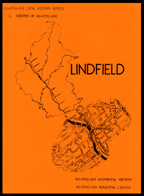 Cover shot of Lindfield - Local History Series